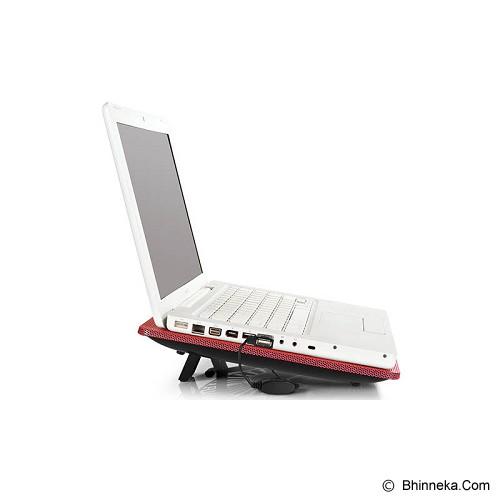 DEEPCOOL Notebook Cooler [N1] - Red - Notebook Cooler